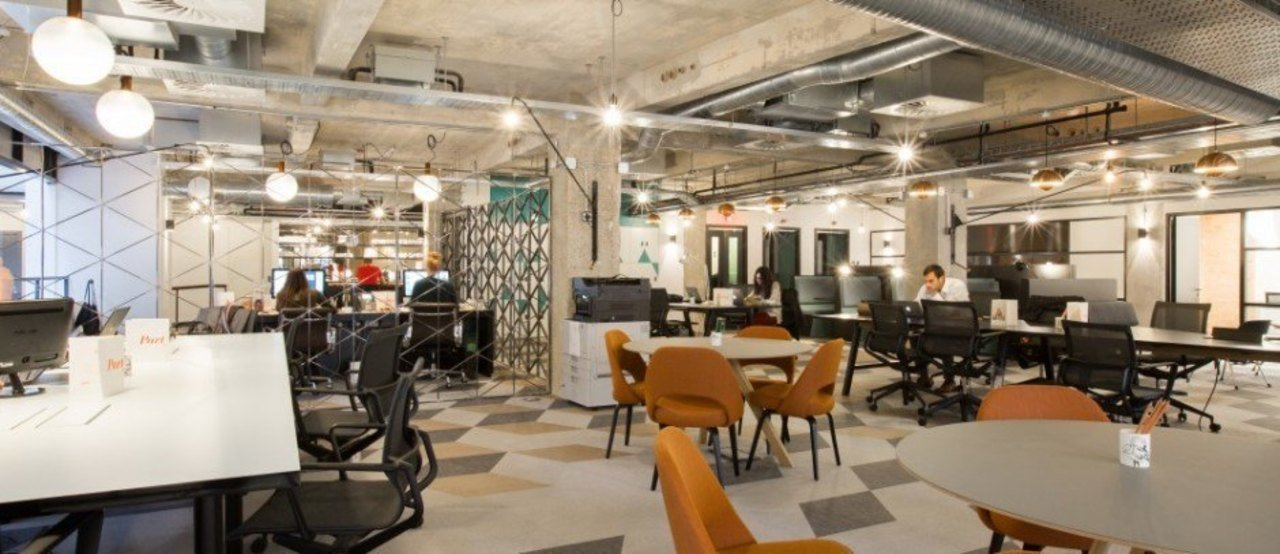 7 Awesome Co Working And Serviced Offices In East London