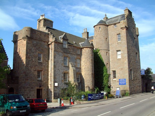 Scottish castle