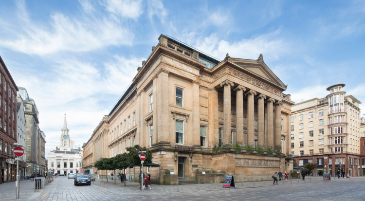 Old Sheriff Court Building, 70, Hutcheson Street